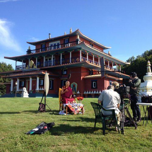 Padmasambhava Buddhist Center in the  Tibetan Nyingma tradition